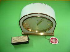 405KF1 Wunderschöne 50er Jahre Junghans ATO Magnetpendeluhr, Tischuhr