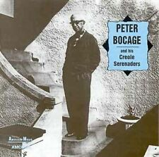Bocage, Peter-Peter Bocage And His Creole Serenaders CD NEW