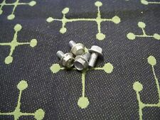 4 Herman Miller Charles Eames Vintage Shell Chair Mounting Bolts Coarse Thread