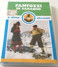 FANTOZZI IN PARADISO FILM DVD ITALIANO EDITORIALE SPED GRATIS SU + ACQUISTI