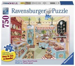 Ravensburger - Corner Bakery  Jigsaw Puzzle 750pc Large Format