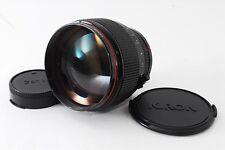 Canon FD 85mm F1.2L  lens RefNo 136999