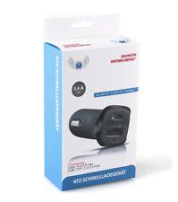 SKGAMES KFZ Auto Schnell Ladegerät inkl. USB TYP-C Ladekabel für Nintendo Switch