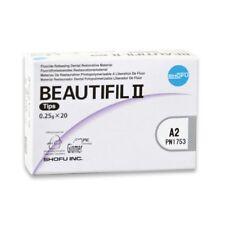 Beautifil Ii Composite Tips Shofu Bleach White Bw