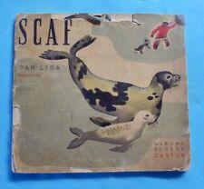 SCAF le Phoque Album du Père Castor    1936