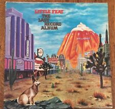 LITTLE FEAT - THE LAST RECORD ALBUM - 1975 VINYL ALBUM - K 56156