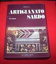 ARTIGIANATO SARDO / ARTE SARDA:  2 Vol. Slipcased Set  *1983*  EXC
