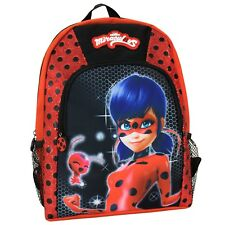 Girls Miraculous Backpack | Miraculous Bag | Miraculous Ladybug Rucksack | NEW