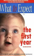What to Expect the First Year,Arlene Eisenberg, Heidi E. Murkoff, Sandee E. Hat