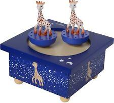 Sophie the Giraffe MILKY WAY SPINNING MUSIC BOX Baby Shower Gift BN