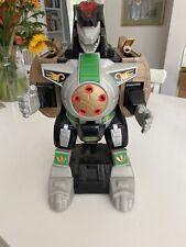 Imaginext Power Rangers DragonZord working no remote or Figurine Mattel