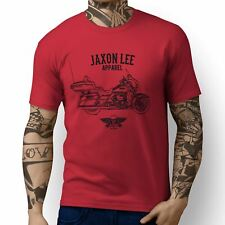 Jaxon Lee HOG T-shirt aimed at fans of Electra Glide Ultra Classic Motorbike