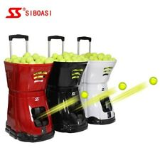Best Selling-SIBOASI S2015 Tennis Ball Playing Machine In Good Quality