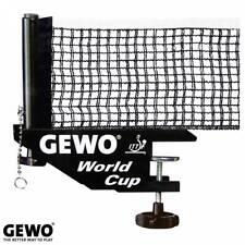 GEWO Tischtennisnetz WORLD CUP Metall ITTF-Zertifizierung UvP. 42.90€