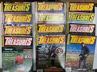 Western & Eastern Treasures magazines 1995 (12 issues)