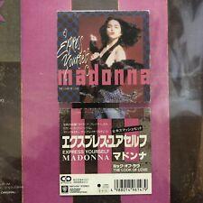 """MADONNA EXPRESS YOURSELF JAPAN 3"""" CD SINGLE - RARE!"""