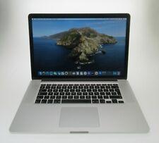 """Apple MacBook Pro Retina 15.4"""" i7-4850HQ 2.3Ghz 16GB 500GB SSD A1398 Laptop"""