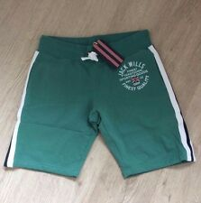 BNWT Mens Jack Wills Sweatshorts (Shorts) - Green - Extra Small XS