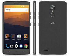 ZTE Max XL   Grade B+   Boost Mobile   Black   16 GB   6 in Screen