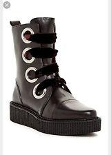 "Marc Jacobs Women's Boots Size 9, ""Watts"" Punk Rock Creeper Boot."