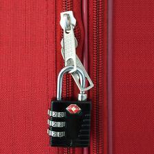 Koffer TSA-Zahlenschloss Luggage Lock. 5,5  X 3 cm Schloss Sicherheit Reise