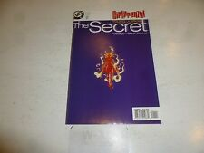 GIRL FRENZY! Comic - Young Justice the Secret - No 1 - Date 06/1998 - DC Comic
