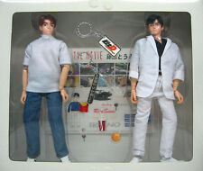"""2008 Dragon 1/6 Scale 12"""" Initial D The Movie Action Figure Set 73047"""