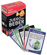 JUEGO DE CARTAS GLOP GAME  EROTICO JUEGO PARA BEBER