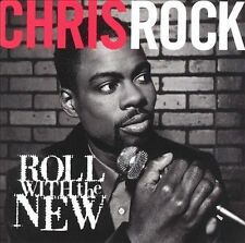 CHRIS ROCK ROLL WITH THE NEW Brand new CD