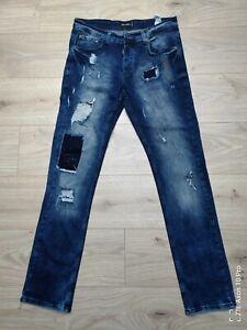 Dsquared2 Herrenhose Jeans Größe 33/34 Blau