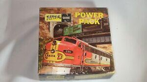 Atlas N Gauge Model 269 Power Pack w/ Original Box - Tested & Working