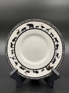 American Atelier SERENGETI  Single Saucer Replacement Plate