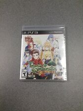 Tales of Symphonia: Chronicles (Sony PlayStation 3, 2014)  PS3   NEW