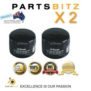 2 X OIL FILTER KAWASAKI KOHLER BRIGGS & STRATTON 49065-7007 ,28 050 01-S, MF-USA