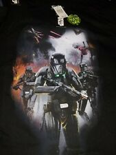 Star Wars Death Trooper glow in the dark  XL size graphic t-shirt new with tags