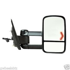 2014-2018 SILVERADO/ SIERRA POWER HEAT SIGNAL TOW MIRROR PASSENGER/ RIGHT SIDE