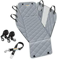 Dog Car Seat Covers - Nonslip Scratchproof Dog Car Seat Cover - Waterproof
