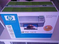 Asta Pazza - Stampante Multifunzione Fotografica HP PSC1610 A4 Colore/Nero NUOVA