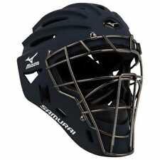 New Other Mizuno Samurai Catcher's Helmet G4 Adult Navy/Black