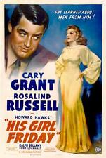 His Girl Friday 1940 Comedy Drama Movie Film PC Mac iPhone iPad INSTANT WATCH