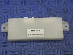 2011 - 2013 INFINITI M37 OEM POWER SEAT CONTROL MODULE UNIT 285651MA0D
