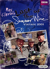 Last of the Summer Wine: Vintage 2001 (DVD, 2014, 2-Disc Set) NEW