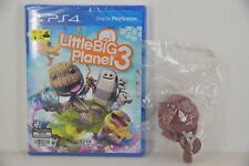 NEW PS4 Little Big Planet 4 (HK First Print) + Official Sackboy Plush Doll