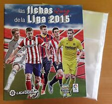 Album archivador anillas y tapa dura Mundicromo Quiz Game Liga 2015