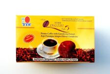2 BOXES DXN Lingzhi Black Coffee 2 in 1 Reishi Ganoderma + Free Express Shipping