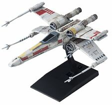 Bandai Star Wars Vehicle Model 002  X-Wing Starfighter 4549660048855