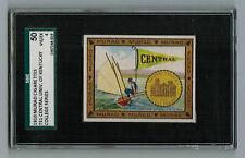 SGC 4  CENTRAL METHODIST UNIVERSITY Fayette Missouri 1910 T51 College Card