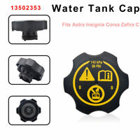 Radiator Expansion Water Tank Cap For Vauxhall Astra J Corsa C Insignia 13502353