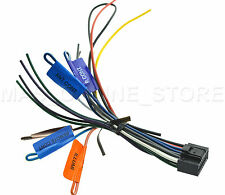 Kenwood Car Audio and Video Wire Harness for sale | eBay on
