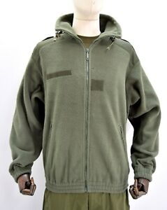 French Army ECW Fleece Cold Weather Thick Jacket Military Issue RARE Sizes NATO